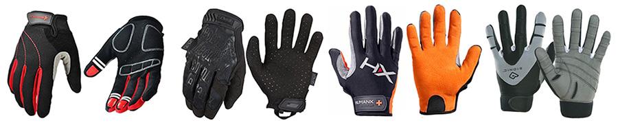 Best Full Finger Workout Gloves For Men And Women