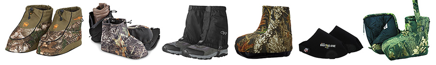 Insulated Hunting Boot Covers